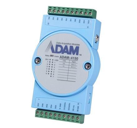 ADAM-4150-AE Module ADAM durci sur port série, 15-Ch DI/O Module