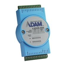 ADAM-4055-BE Module ADAM sur port série RS485, 16-Ch Isolated DI/DO Module w/ LED & Modbus