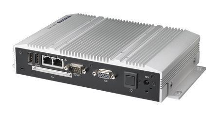 ARK-1503P-D6A1E PC industriel fanless, Intel Atom D525 1.8GHz golden finger interface