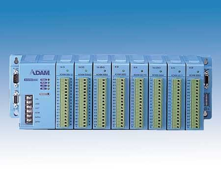 ADAM-5000E-AE Station d'acquisition de données ADAM, 8-slot Distributed DA&C System Based on RS-485