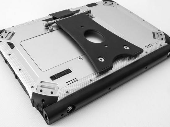 """UNIQTABLETII Tablette durcie 12,2"""" IP65 avec 2 ports série 4G eMMC 64G sous Android 5.1"""