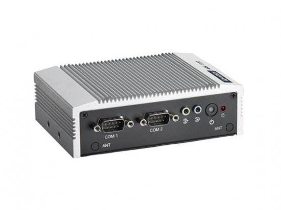 ARK-1120LX-N5A1E PC industriel fanless, ARK-1120L w/RAM, HDD, WES2009, SUSIAccess Pro