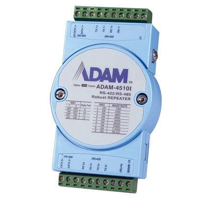 ADAM-4510I-AE Module ADAM convertisseur, Wide-Temp RS-422/RS-485 Repeater