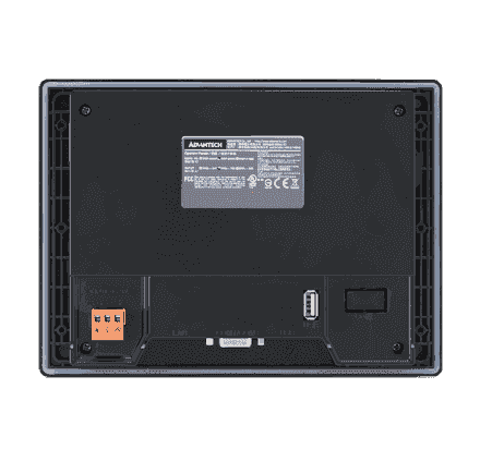 "WOP-2070K-S1AE Terminal opérateur, 7"" WVGA, 32MB, 8MB(NOR), 128MB(NAND)"