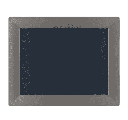 "TPC-1582H-433AE Panel PC fanless tactile, 15"" XGA Panel PC,Intel i3-4010U,4GB, iDoor,PCIe"