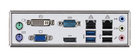 AIMB-203L-00A1E Carte mère industrielle, miniITX LGA1150.VGA/DVI/PCIe/1GbE
