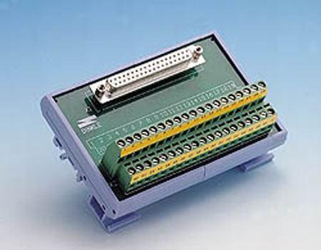 ADAM-3937-BE Bornier à vis pour câble d'acquisition de données SubD 37 points