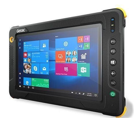 """EX80 Tablette durcie 8"""" EX80 ATEX Température étendue"""