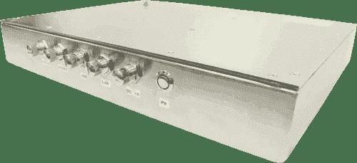 DW-FN-SERIES Panel PC pour température extrêmes (-20°C à +55°C) tactile résistif en coffret INOX IP65 sur les 6 faces, processeur Intel® Atom™ E3845 Quad Core