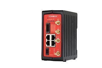 LOCK500TOSIBOX Boitier VPN Lock 500 durci TOSIBOX