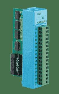 ADAM-E5051S-AE Module ADAM Entrée/Sortie sur EtherCAT, 16 entrées TOR isolées