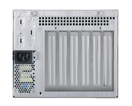 """ACP-4D00BP-00XE Châssis 4U à 2 unités centrales extractibles pour PC rack 19"""""""