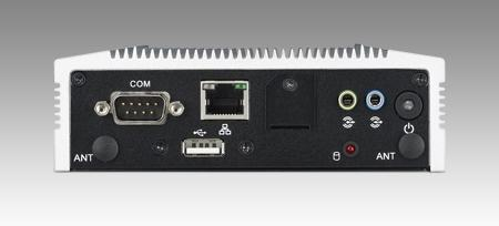 ARK-1122F-S8A1E PC industriel fanless, Intel Atom N2800 1.8GHz w/HDMI+3USB+2LAN