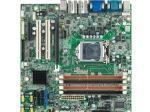 Carte mère industrielle, C2D LGA775 mATX FSB1066 VGA GbE & 10COM