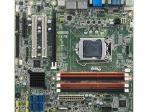 Carte mère industrielle i7/i5/i3/E3 mATX avec VGA/DVI/DP 6COM
