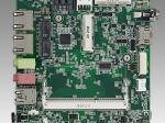 Carte mère industrielle, ATOM E3826(DC1.75G) UTX MB.2GbE.2HDMI.LVDS.Rev.A