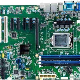 LGA1200 10th Generation Intel ® CoreTM i9/i7/i5/i3 & Pentium ® /Celeron ® ATX with DP/DVI/VGA, DDR4, USB 3.2, M.2