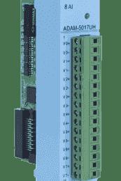 Module ADAM Entrée/Sortie sur EtherCAT, 8 entrées analogiques rapides