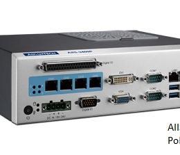 PC industriel pour application de vision, H110, DDR4, 4+4 USB3.0, 2 LAN, 2 COM, 8 bits DIO
