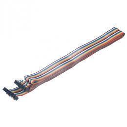 Câble, IDC-20 Flat Câble, 1m