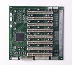 Fond de panier backplane ISA/PCI, 8 slot Pure PCI BP ,8 PCI slots, RoHS