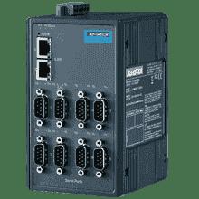 Passerelle série ethernet 8 ports Modbus