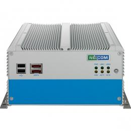 PC Fanless Intel® Core™ i7/i5 avec 2 slots PCI/PCIex4