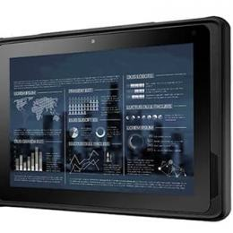 "Tablette durcie Android 10.1"" IP65/NFC"