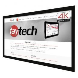 "Ecran tactile 4K open frame 55"" haute luminosité"