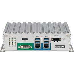 PC Fanless Intel® Atom™  N3700, Quad core 1.6GHz