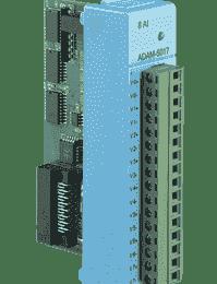 Module ADAM Entrée/Sortie sur bus de terrain, 8 entrées analogiques sur EtherCAT