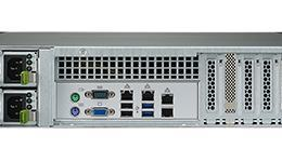 Serveur industriel de stockage, WSS 2012-R2 2U 12-bay Storage Server