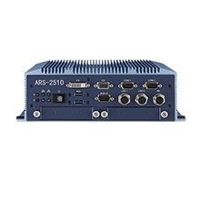 PC industriel fanless EN50155 pour application ferroviaire, Intel Core i7 3517UE, midd function, DC 110V