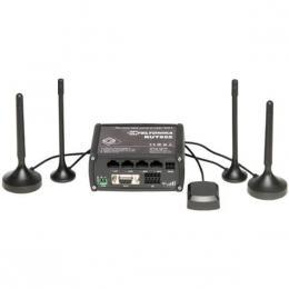 Routeur industriel 4G/3G/2G WiFi 3xEthernet 1xWAN Entrées/Sorties -40°C +75°