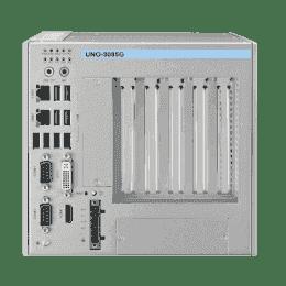 PC industriel fanless à processeur i7-2655LE,4G RAM,avec 2xPCIex8 et 3xPCI slots