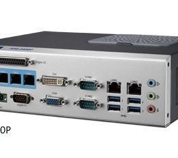 PC industriel pour application de vision, H110, DDR4, 4 PoE, 2 LAN, 4 USB3.0, 8 bits DIO