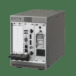 Châssis pour cartes CompactPCI, 4U, 2 slots, w/ 180W