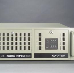 """Châssis 4U pour PC rack 19"""" et carte mère ATX/MicroATX sans alimentation"""