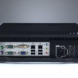 Châssis compact pour carte mère Mini ITX, w/180PSU