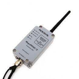 Passerelle série (RS232/ 422/ 485) <-> WiFi (802.11 a,b,g,h), version durcie