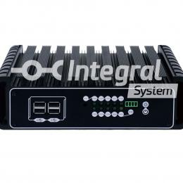 PC FANLESS IOT BOX DS607 i5 4200U, 4Go RAM