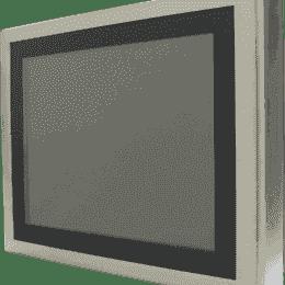 Panel PC pour Température étendue tactile résistif ultra plat en coffret INOX IP65 sur les 6 faces, processeur Intel® Core Celeron 3955U-i5-6300U/i7-6600U 6ème génération