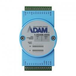 Module ADAM sur port série RS485, 16-Ch Isolated DI/DO Module w/ LED & Modbus