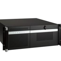 Rack 4U industriel processeur i7, 8Go RAM, RAID 1To