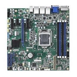 Carte mère serveur 1151 8ème génération & Xeon format Micro ATX