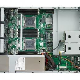 Plateforme PC pour application réseau, FWA-6510 Sandy bridge-EP 2U, VAC RPU, 4 NMC