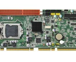 Carte mère industrielle PICMG 1.3 bus PCI/PCIE, PCI/PCIE, LGA1155 H61 FSHB with DDR3/Core i7/VGA/1 GbE