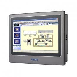 "Terminal opérateur, 7"" WVGA, 64MB, 128MB(NAND), Ethernet, Micro-SD"