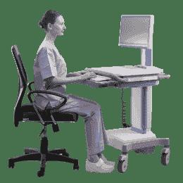PC pour application médicale, AMIS-50_Box PC w/AIMB-230-Core i5, DC, Fanless