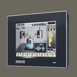 "Moniteur ou écran industriel tactile, 6.5"" VGA Ind Monitor w/Resistive TS (VGA/DP)"